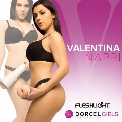 FLESHLIGHT DORCEL GIRLS VALENTINA NAPPI