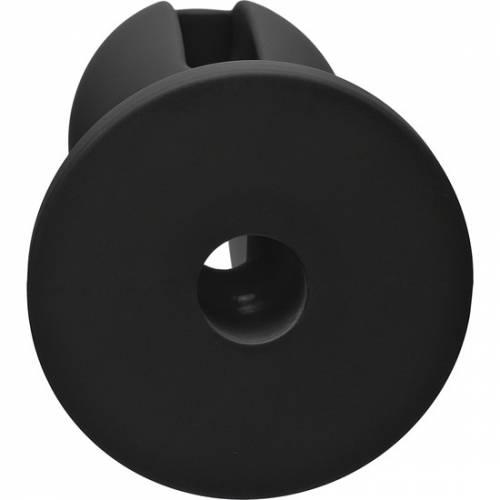 PLUG LUGE 5 CM BLACK