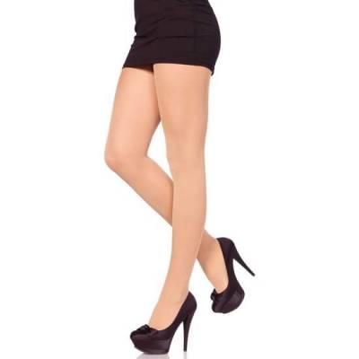 LEG AVENUE PANTIES OPACOS NUDE